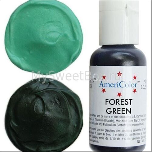 Americolor Forest Green (зеленый лес), 21гр
